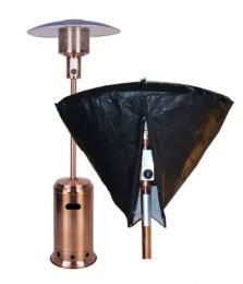Outdoor Patio Heater Head Vinyl Cover
