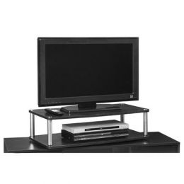 Swivel TV Stand - Accommodates up to 32-inch TV or Monitor
