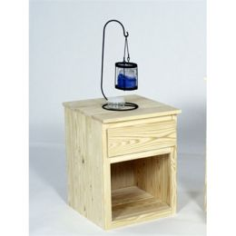 Mountain 1 Drawer Nightstand