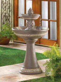 Elegant Garden Fountain