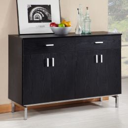 Modern Dining Room Buffet Sideboard Server Table Cabinet