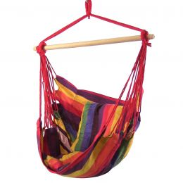 Hanging Hammock Swing by Sunnydaze Decor