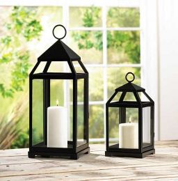 Large + Small Lantern Set