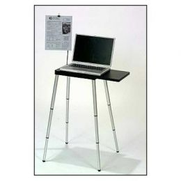 Compact Portable Lightweight Laptop Computer Notebook Stand Desk