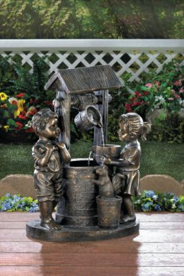 Whimsical Water Fountain